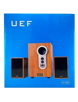 [S-096] Home Theater 2.1 UEF S-096