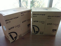[7798137697974] Cable UTP Quantex Cat 5E 305m